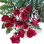 trandafiri rosii boboci 150x150 Buchete de trandafiri